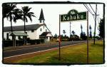 Kahuku church