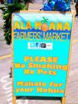 ala moana farmers market aloha