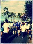 Walk to end alzheimer's magic island ala moana beach park honolulu oahu